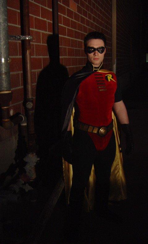 Robin Costume Tim Drake