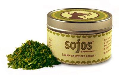 Sojos Organic Catnip  1 oz.