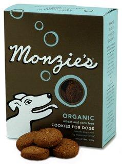 Sojos Monzies Organic Dog Cookie