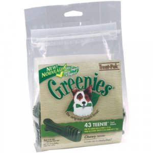 Greenies Teenie 42 Count - Value Pack
