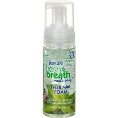 Tropiclean Fresh Mint Foam