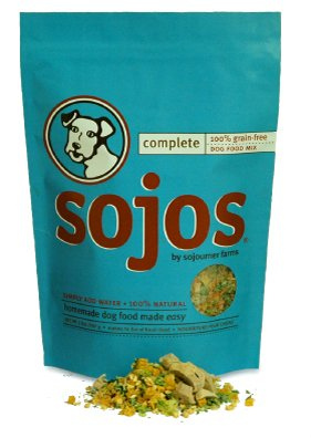 Sojos Complete Dog Food Mix