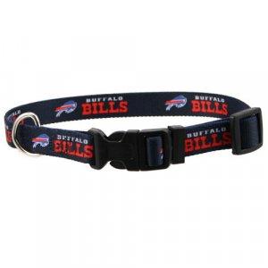 Buffalo Bills Dog Collar Small