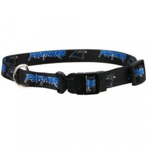 Carolina Panthers Dog Collar Medium