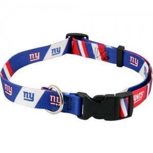 New York Giants Dog Collar  Small