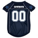 Dallas Cowboys Dog - Cat - Pet Jersey