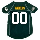 Green Bay Packers Dog - Cat - Pet Jersey  $27.99