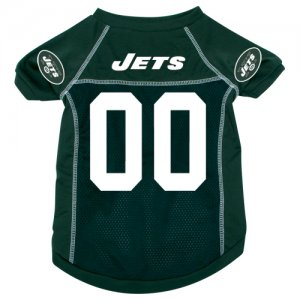 New York Jets Dog - Cat - Pet Jersey   $27.99