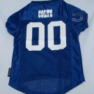 Indianapolis Colts Dog - Cat - Pet Jersey