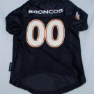Denver Broncos Dog - Cat - Pet Jersey