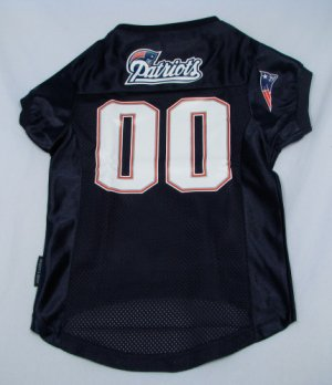 New England Patriots Dog - Cat - Pet Jersey