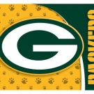 Green Bay Packers Pet Mat