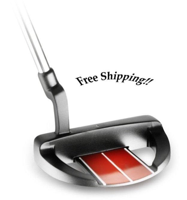 New Bionik 504 Mallet Putter 35.5in Golf Club LH Custom