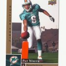 Pat White 2009 Upper Deck First Edition Rookie #178 Miami Dolphins/Washington Redskins