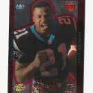 Lawrence Phillips/Tim Biakabatuka 1996 Upper Deck Hot Properties Rookie Card #HT-18 Panthers/Rams
