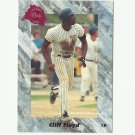 Cliff Floyd 1991 Classic Draft Picks Rookie Card #61 Miami Marlins