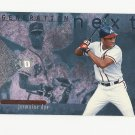 Jermaine Dye 1997 Upper Deck Generation Next Insert Card #GN9 Atlanta Braves