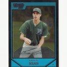 Brandon Mann 2007 Bowman CHROME Prospects Card #BC63 Tampa Bay Rays