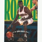 Antonio McDyess 1995-96 Skybox Rookie Card #225 Denver Nuggets
