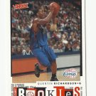 Quentin Richardson 2000 Upper Deck Victory Rookie Card #267 Los Angeles Clippers