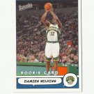 Damien Wilkins 2004-05 Bazooka Rookie Card #179 Seattle Supersonics/Oklahoma City Thunder