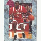 Larry Johnson 1991 Classic Draft Picks Rookie Card #149 Charlotte/New Orleans Hornets
