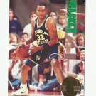Malcolm Mackey 1993 Classic Four Sport Collection Rookie Card # 42 Phoenix Suns