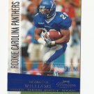 DeAngelo Williams 2006 Playoff Prestige Rookie Card #178 Carolina Panthers