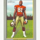 Rashaun Woods 2006 Topps Turkey Red Card #155 San Francisco 49ers