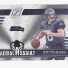 Matt Hasselbeck 2005 Zenith Aerial Assault Insert Card #AA-21 Seattle Seahawks/Indianapolis Colts