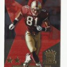 Terrell Owens 1999 Topps Stars 2 Star Card #17 San Francisco 49ers