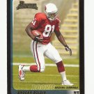Anquan Boldin 2003 Bowman Rookie Card #155 Arizona Cardinals/San Francisco 49ers