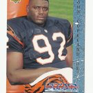 John Copeland 1993 Upper Deck Star Rookie Card #18 Cincinnati Bengals