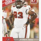 Gerald McCoy 2010 Donruss Rated Rookie Card #41 Tampa Bay Buccaneers