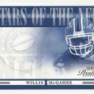 Willis McGahee 2006 Playoff Prestige Stars of the NFL Insert Card #23 Buffalo Bills
