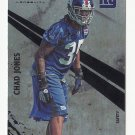 Chad Jones 2010 Panini Longevity Rookies and Stars Rookie Card #179 New York Giants