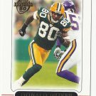 Donald Driver 2005 Topps 50th Anniversary Single Card #58 Green Bay Packers