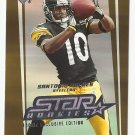 Santonio Holmes 2006 Upper Deck Limited Star Rookies Edition #220 Pittsburgh Steelers/New York Jets