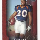 Maurice Clarett 2005 Upper Deck Star Rookie Card #275 Denver Broncos