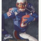 Terry Glenn 1998 Fleer Brilliants Rookie Card #47 New England Patriots