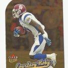Courtney Roby 2005 Ultra Gold Medallion Rookie Card #238 Tennessee Titans