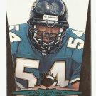 Kevin Hardy 1996 Gold Leaf Rookie Card #5 Jacksonville Jaguars