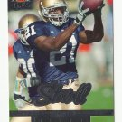 Maurice Stovall 2006 Ultra Rookie Card #248 Tampa Bay Buccaneers