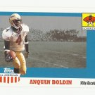 Anquan Boldin 2003 Topps All American Rookie Card #127 Arizona Cardinals/San Francisco 49ers