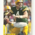 Brett Favre 1995 Upper Deck Collector's Choice Single Card #73 Green Bay Packers