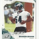 Brandon Graham 2010 Score Rookie Card #311 Philadelphia Eagles