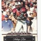 Sidney Rice 2007 Prestige Rookie Card #166 Minnesota Vikings/Seattle Seahawks
