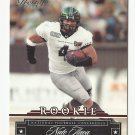 Nate Llaoa 2007 Prestige Rookie Card #249 Philadelphia Eagles