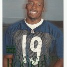 Dwayne Bates 1999 Skybox Premium Rookie Card #246 Chicago Bears