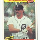 Kirk Gibson 1986 Fleer Baseball's Best Card #10 Detroit Tigers